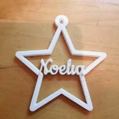 "WhatsApp Image 2020-09-25 at 18.19.25 (4).jpeg Download STL file christmas ball ""merry christmas"" star • 3D printer object, neovela"