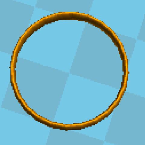 Free 3d model Ring, TERUAC