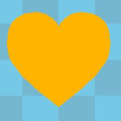 Objeto 3D corazón gratis, TERUAC