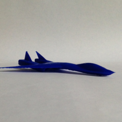 Download free 3D printer designs Starfighter, morrisblue