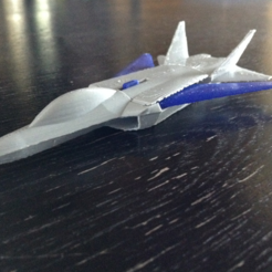 Free stl files Z-15 Stealthy Tomcat, morrisblue
