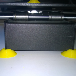 Download free 3D printing models Ninja Feet for Printrbot Simple Metal, MGX