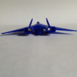 Free 3D file Starfighter, morrisblue