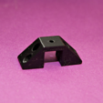 Free 3d printer designs Square Extrusion Clamp, MGX