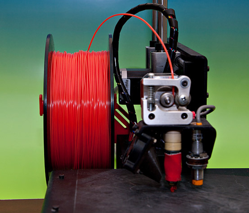 Capture d'écran 2017-08-28 à 15.21.18.png Download free STL file Simple Spool Holder for Printrbot Metal • Object to 3D print, MGX