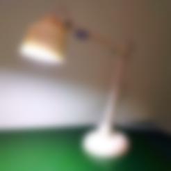 Free STL files Led lamp GU 5.3 type, CrocodileGene3d