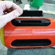 Download free STL file Boombox smartphone speaker • 3D printer design, CrocodileGene3d