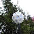 Download free STL file Crystal icosahedron sphere of Atlantis balls • 3D printable model, CrocodileGene3d