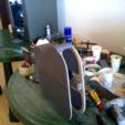 Free STL files Аcoustic guitar for travel, CrocodileGene3d