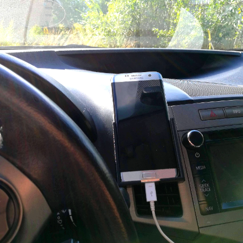0.png Download free STL file Samsung Galaxy S7 edge car holder • Object to 3D print, CrocodileGene3d