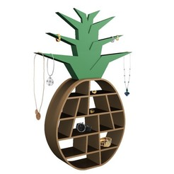 Download STL files Pineapple Jewelry Organizer., AnaSugar