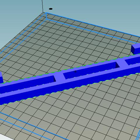 Free 3D print files Guide filament, Dsix06