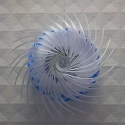 Objeto 3D // // LA roping Luminaine, iluminación de la lámpara de la lámpara gratis, NerioBaus