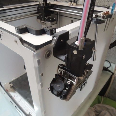 Free 3D print files External dock for MARK 2 Ultimaker, Rigs