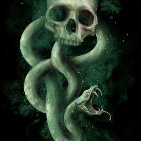 Descargar diseños 3D gratis Morsmordre (Harry Potter) 'Pendant', APM9874