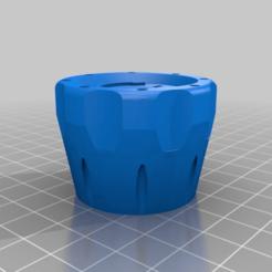Télécharger objet 3D gratuit robinet de radiateur, Pachypodium