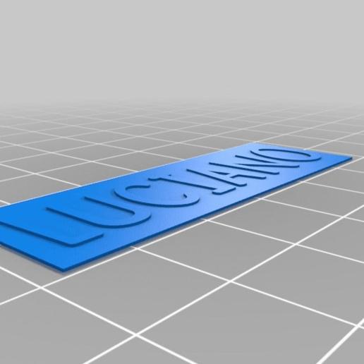 Télécharger fichier STL gratuit lucian • Objet pour impression 3D, Pachypodium
