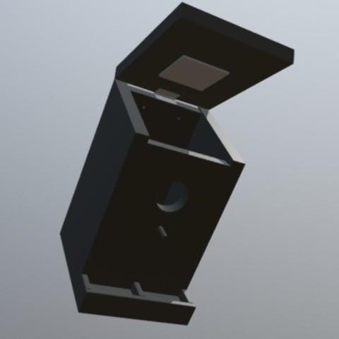 Télécharger fichier imprimante 3D gratuit maison des oiseaux kuş evi, YavuzOz