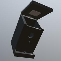 Télécharger plan imprimante 3D gatuit nichoir kuş evi, YavuzOz
