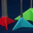 Télécharger objet 3D gratuit Tige trépied, MGX