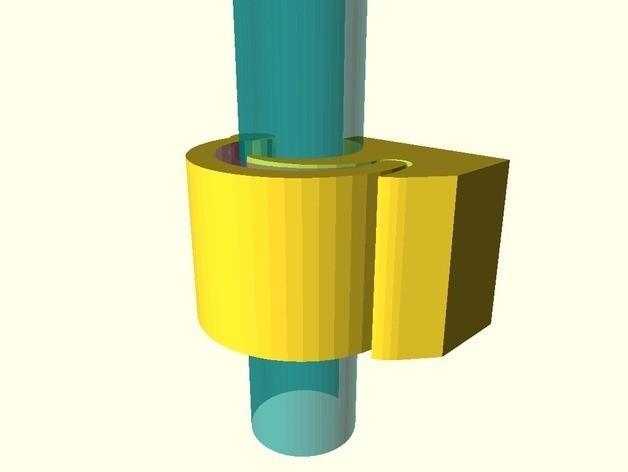 675d52f510c487d9a0315cf871553509_preview_featured.jpg Télécharger fichier STL gratuit Fermoir à baguette • Plan pour impression 3D, MGX