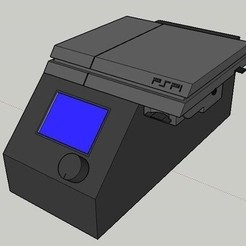 Free 3D printer files PSPI, Miaouss10