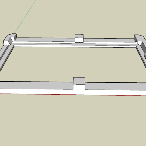 Plan imprimante 3D gatuit Case Modul RFID Arduino, Miaouss10
