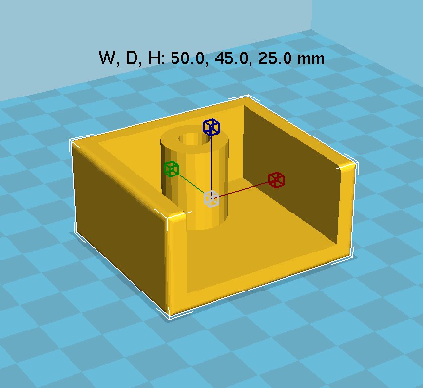 Capture d'écran 2017-10-17 à 09.59.08.png Download free STL file Wheel Support Table Stand • 3D printer object, Med