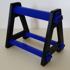 Download free 3D print files Mini Clamp Holder, Med