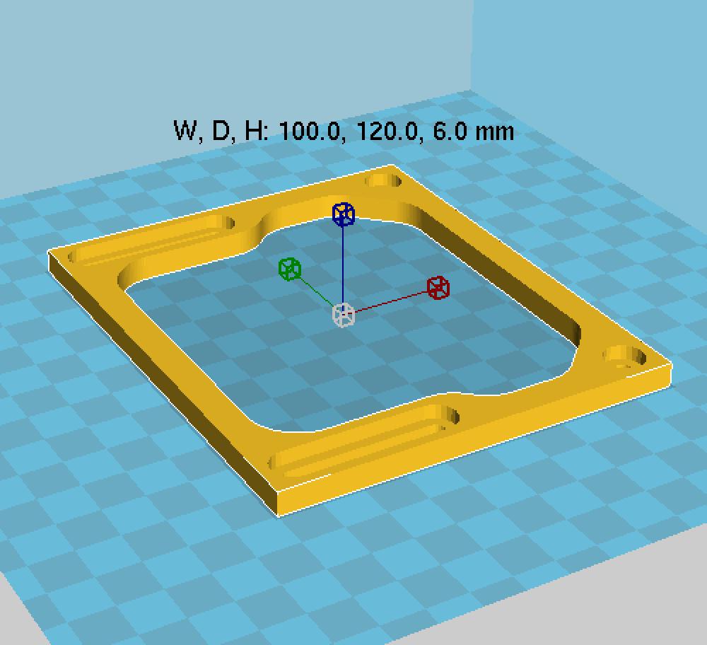 Capture d'écran 2017-11-13 à 10.37.46.png Download free STL file Adjustable spool support • 3D printer model, Med