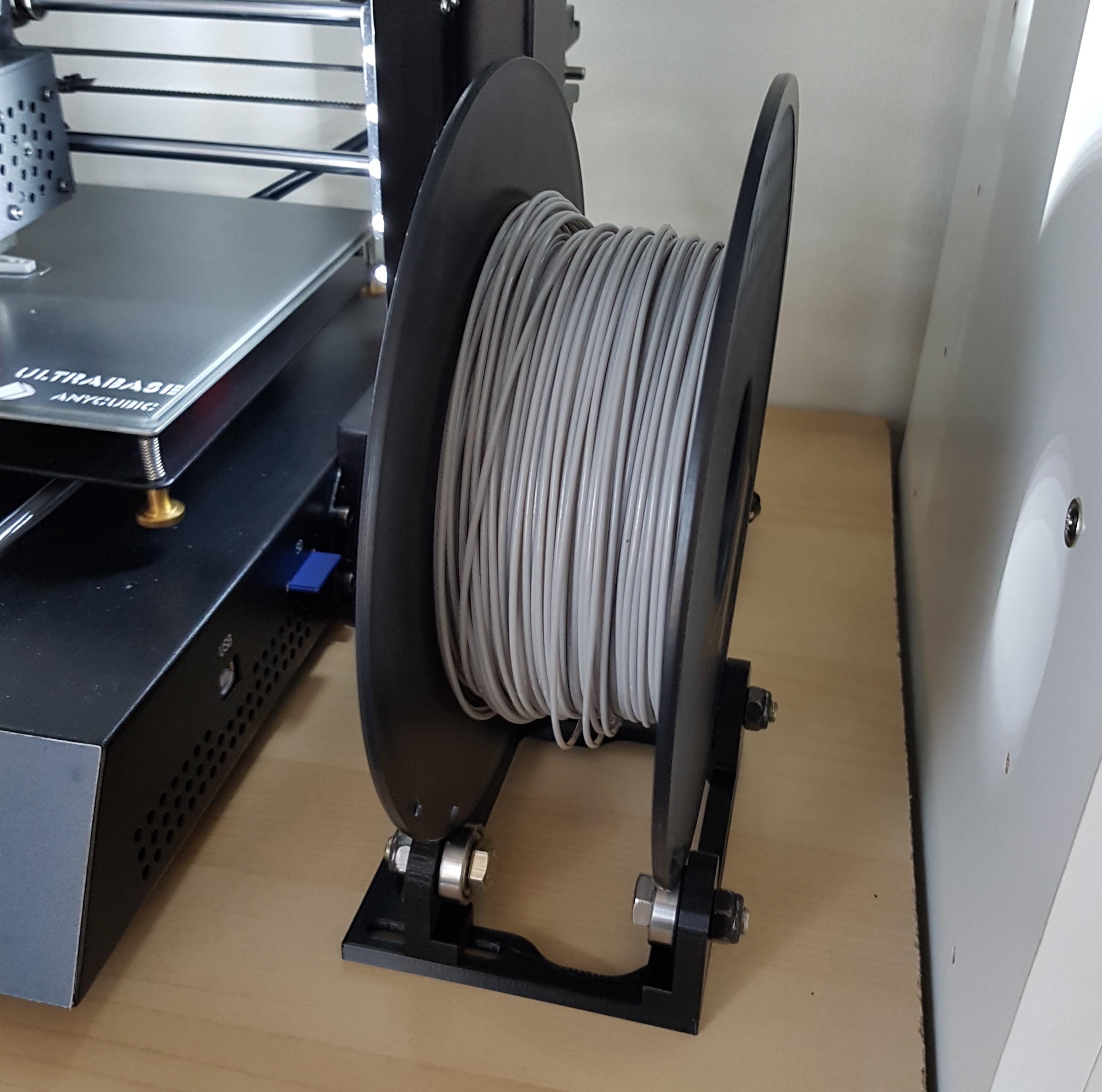 20171113_094949.jpg Download free STL file Adjustable spool support • 3D printer model, Med
