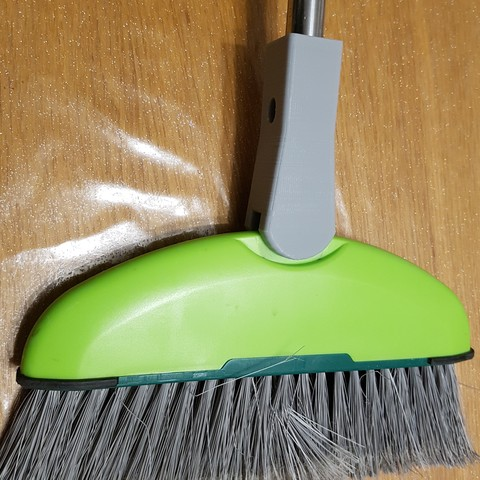 Free 3D printer file Aquapur brooms from LIDL, Med