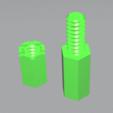 Télécharger fichier impression 3D gratuit CLIP VIS FILAMENT UNIVERSEL, Med