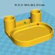 Descargar modelos 3D gratis JUNTOS SDB edificable, Med