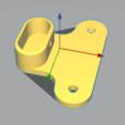 Descargar diseños 3D gratis KIT DE ACCESORIOS PARA BARRAS DE ARMARIO (COMPLEMENTO), Med