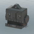 Download free 3D printer templates ROBI THE TOOTHPICK DISPENSER, Med