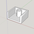 Capture d'écran 2017-10-17 à 09.57.44.png Download free STL file Wheel Support Table Stand • 3D printer object, Med