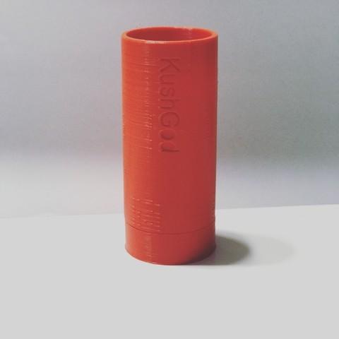 Download STL file Sploof by KushGod  • 3D print object, KevG