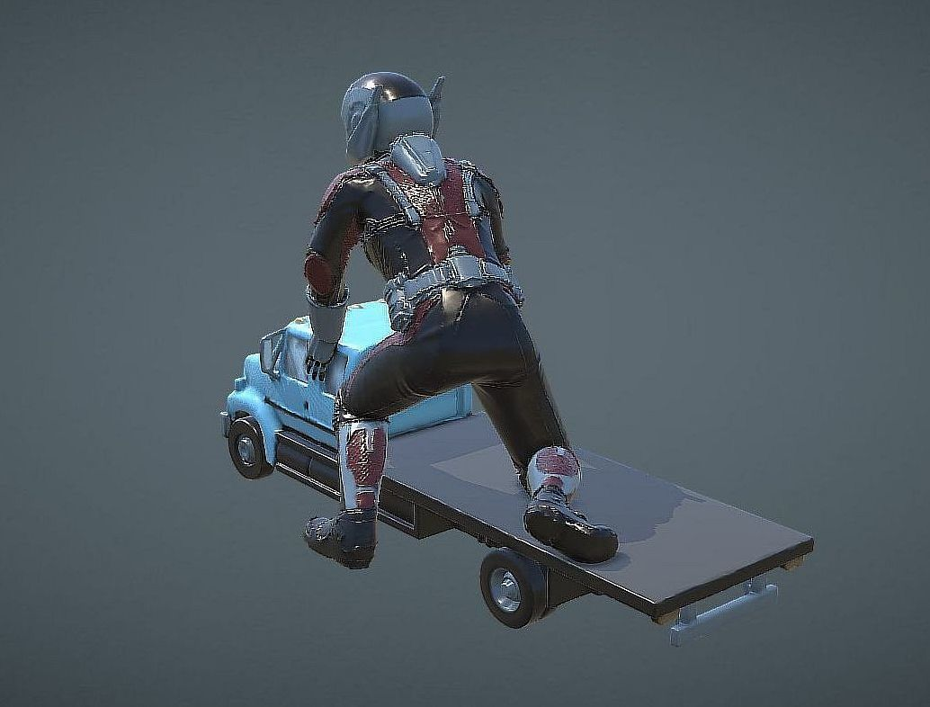 capture_05072018_174957.jpg Download OBJ file ANT-MAN 2 INSPIRITED MODEL • 3D print template, Masterclip