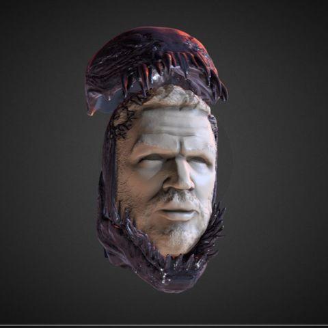 Download 3D print files TOM HARDY VENOM INSPIRITED FIGURE ...