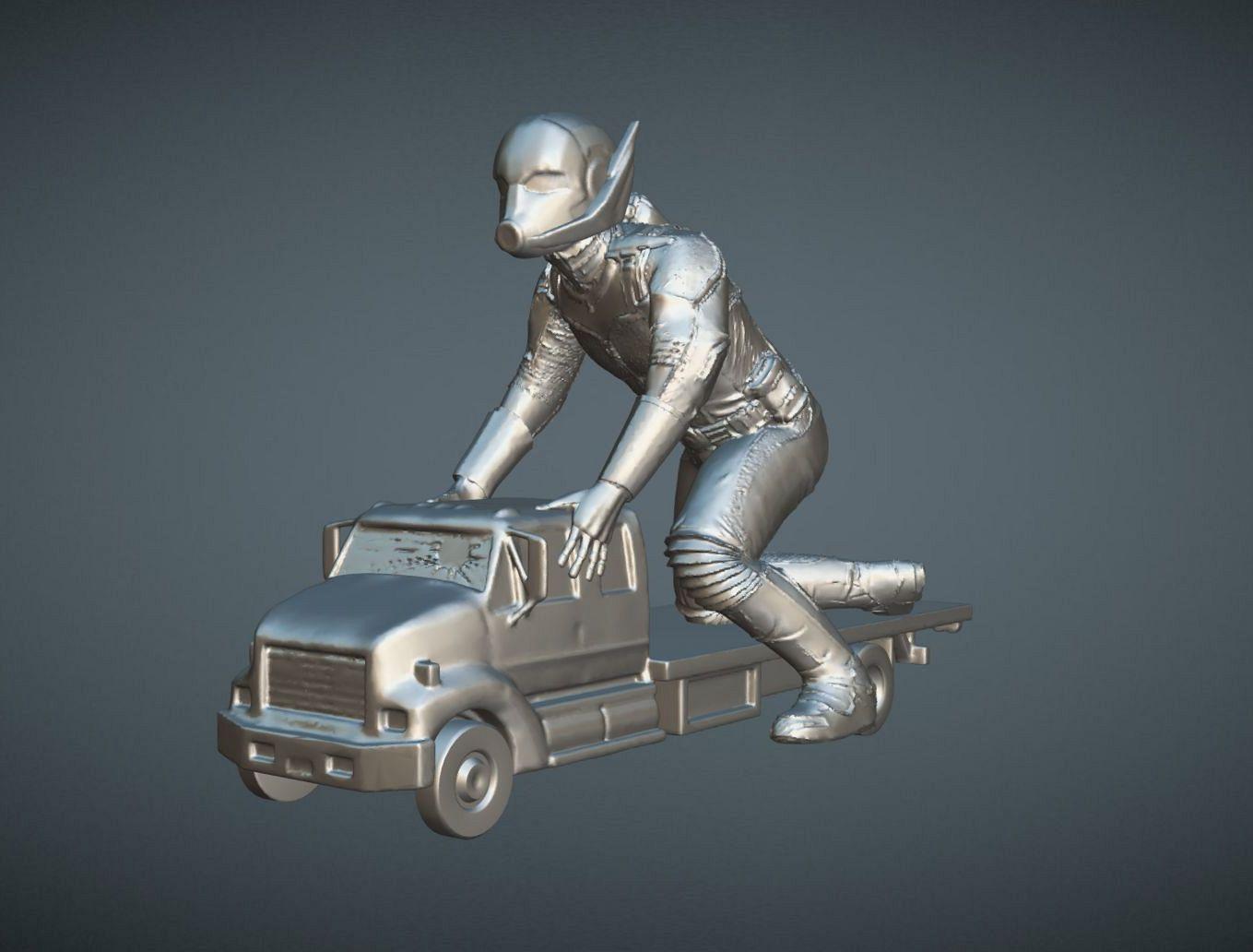 capture_05072018_175035.jpg Download OBJ file ANT-MAN 2 INSPIRITED MODEL • 3D print template, Masterclip