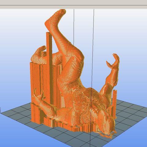 BLACK_PANTHER_POSE_001.jpg Download free OBJ file BLACK PANTHER V01 LOW-RES VERSION • 3D printer model, Masterclip