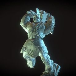 Download STL file HULK RAGNAROK V2 • 3D print design, Masterclip