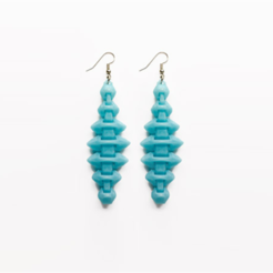 Download free STL file Scorpion Earrings • Model to 3D print, fashion3D