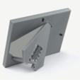 Free 3d printer designs Art Deco Star Frame, DDDeco
