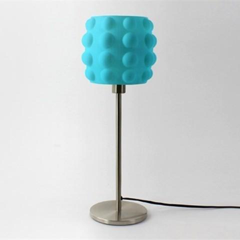 1_88GR822RR7.jpg Download free STL file Bubble Table Lamp - Drum • 3D printer template, DDDeco
