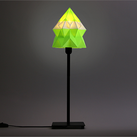 Download free STL file Origami Table Lamp • 3D printable object, DDDeco