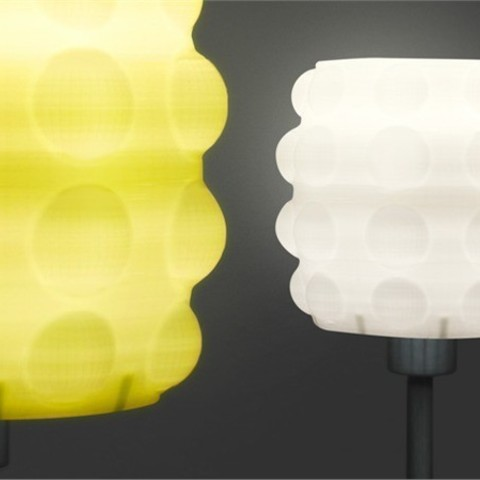lamps_Q44173XF29.jpg Download free STL file Bubble Table Lamp - Drum • 3D printer template, DDDeco