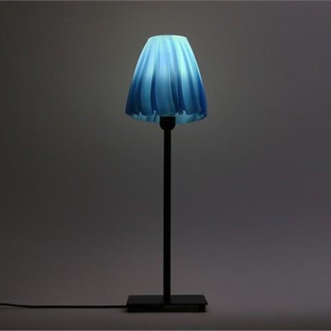 Free 3D print files Drape Table Lamp, DDDeco