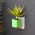 """Download free 3D model 2"""" Planter with Spout, DDDeco"""